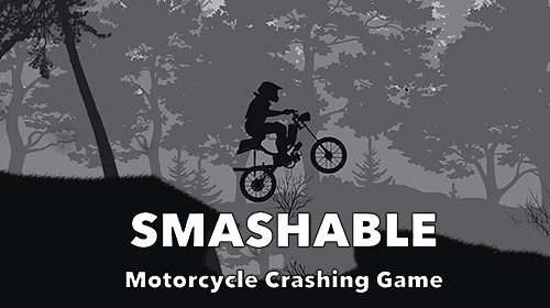 Smashable 2: Xtreme trial motorcycle racing game скриншот 1