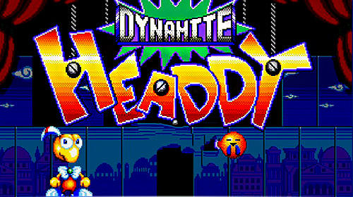 Dynamite Headdy: Classic Screenshot