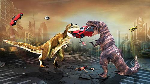 Dinosaur era: Survival game auf Deutsch