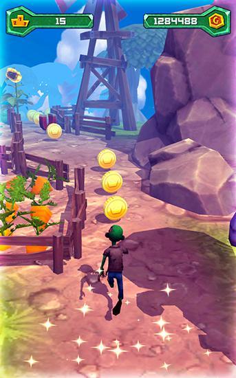 Arcade The running dead für das Smartphone