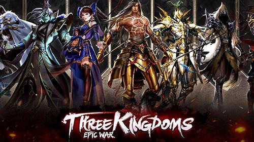 Three kingdoms: Epic war Screenshot