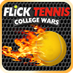 Flick Tennis: College Wars Symbol