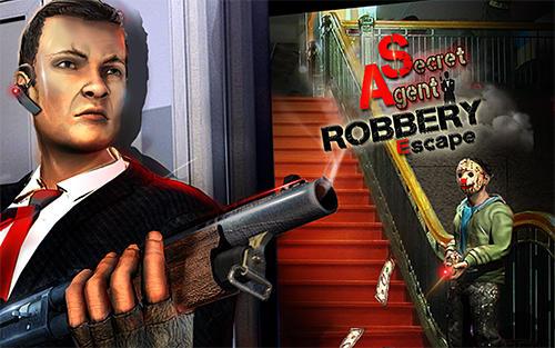 Secret agent: Robbery escape icono