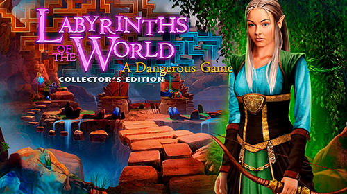 скріншот Labyrinths of the world: A dangerous game