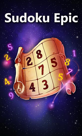 Sudoku epic Screenshot