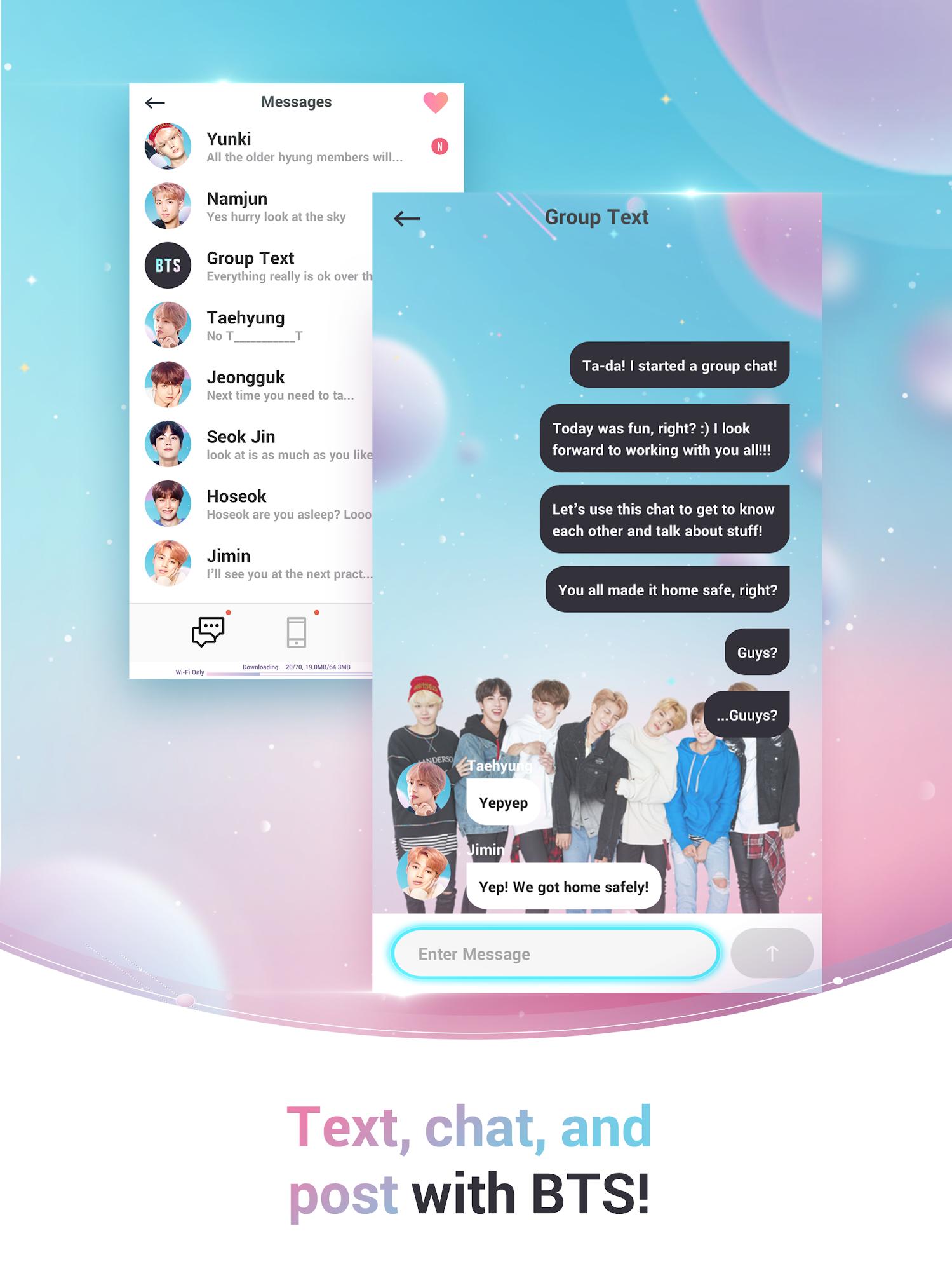 BTS WORLD скріншот 1