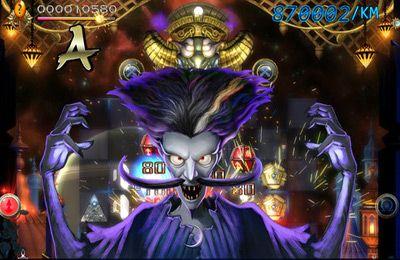 Screenshot The Sorcerer's Stone on iPhone