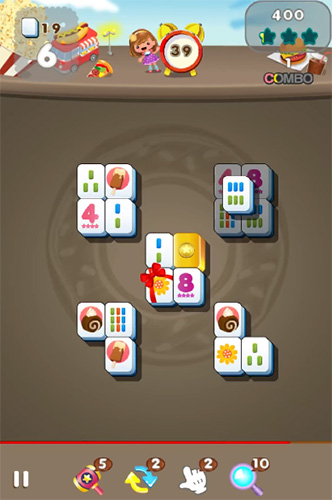 Shanghai mahjong go! for Android