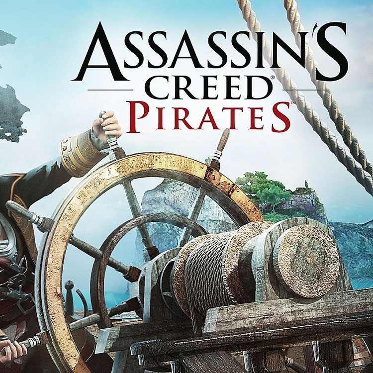 Assassin's creed: Pirates icône