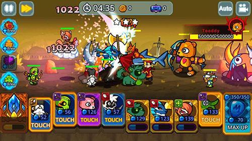Monster defense king screenshot 1