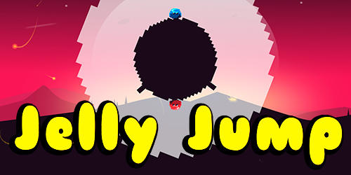Jelly jump by NoCom_Dev screenshot 1