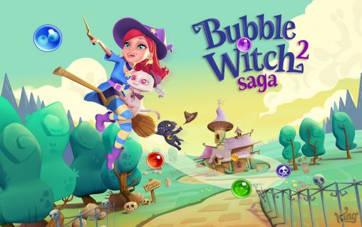 Bubble witch saga 2 Screenshot