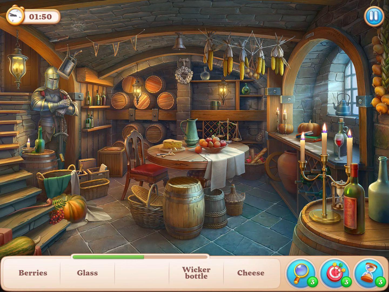 Manor Matters captura de pantalla 1