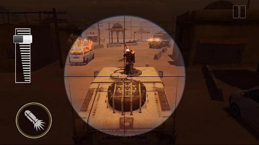 Sniper shooter: Bravo скріншот 1