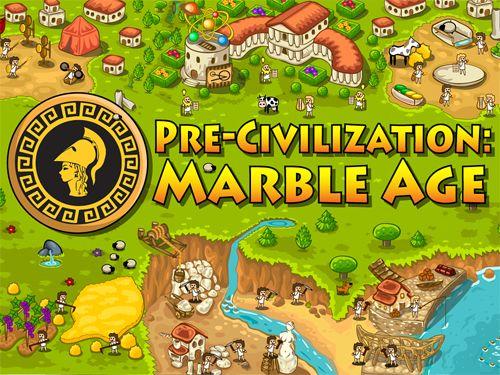 logo Pre-civilización: Edad de Mármol