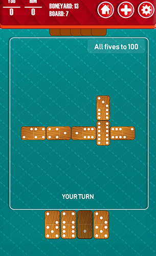 Dominoes classic: Best board games für Android