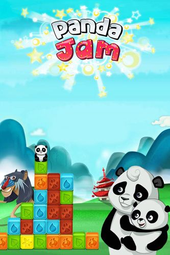 logo Panda Jam