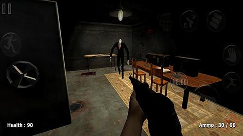 FPS-Spiele Slenderman history: WW 2 zombies auf Deutsch