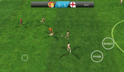 Football games World cup soccer 2014 in English