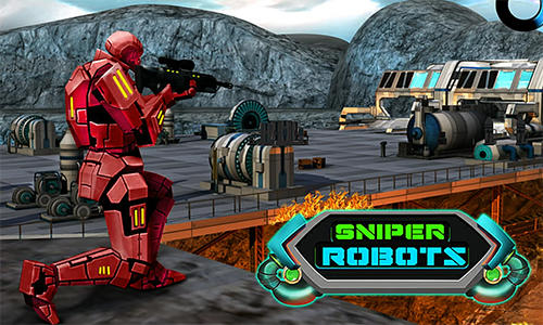 Sniper robots screenshot 1