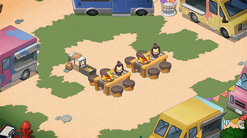 We bare bears: Match 3 repairs für Android