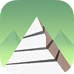Mountain dash: Endless skiing race icon