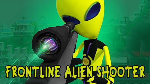 Frontline alien shooter icono