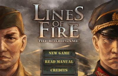 логотип Линии Огня: Настольная игра