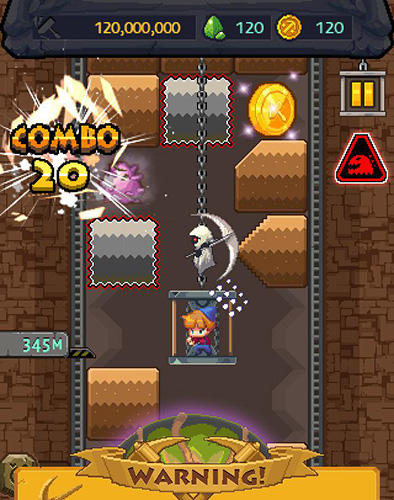 Don't stop digger 2 für Android