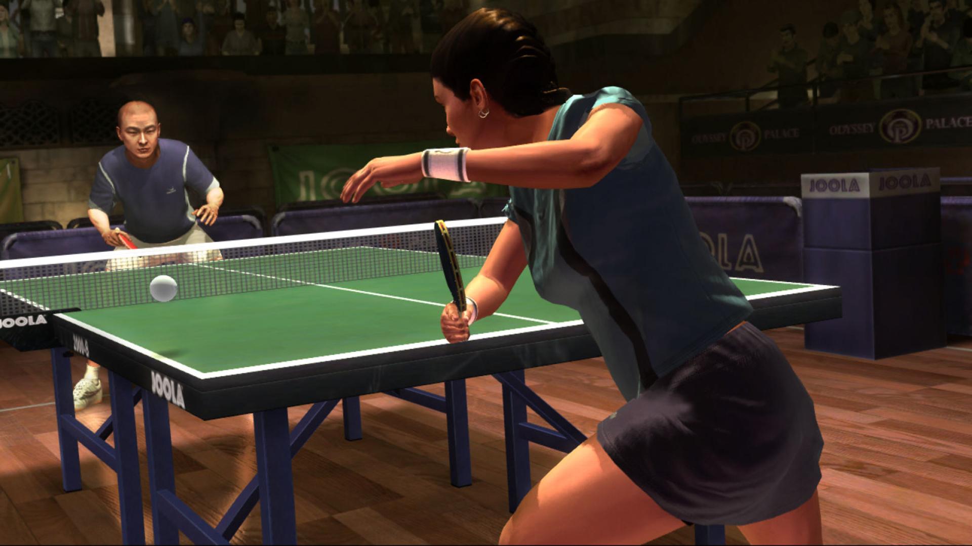 free Ping pong games