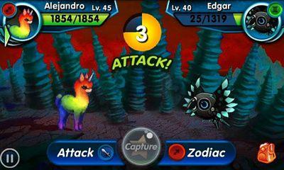 Monster Galaxy screenshot 2