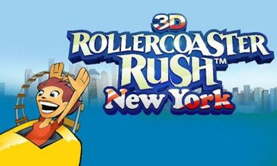 3D Rollercoaster Rush. New York screenshots