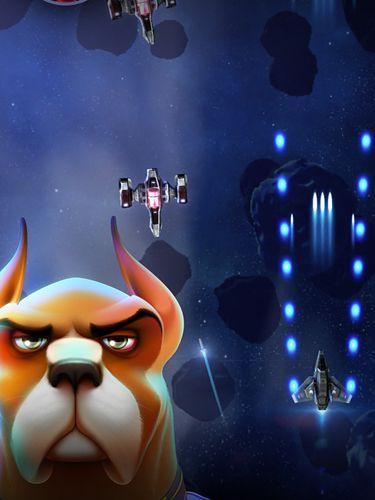 Arcade-Spiele: Lade Apokalypse Miau: Rette die letzten Menschen auf dein Handy herunter