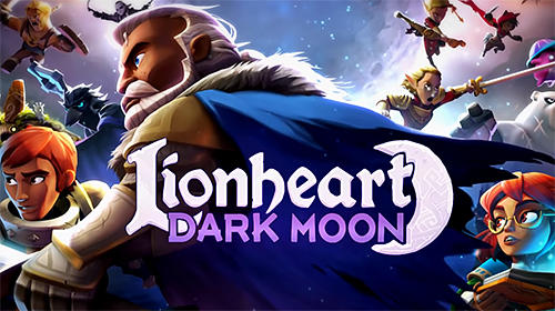 Lionheart: Dark moon RPG Screenshot