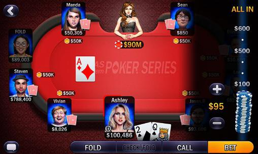 Texas holdem: Poker series pour Android