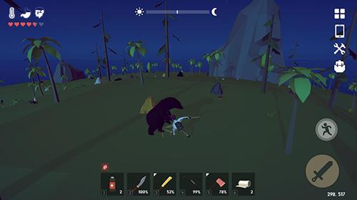 Rusty memory: Survival captura de tela 1