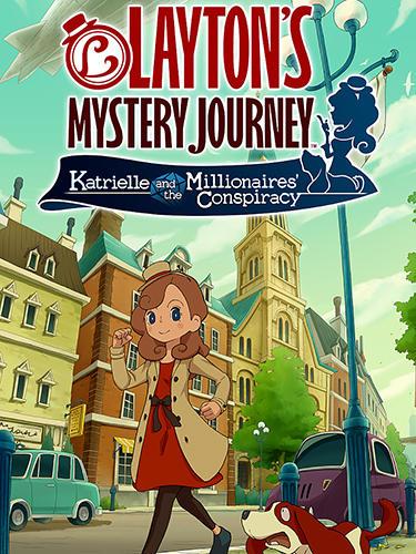 Layton's mystery journey: Katrielle and the millionaires' conspiracy capture d'écran 1