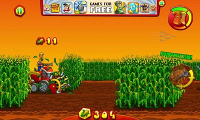 Farm Invasion USA capture d'écran