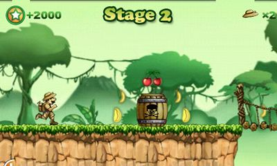 Forest runner pour Android