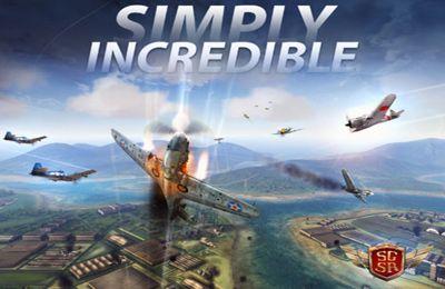 Скриншот Воздушное господство: Штурмовики налётчики на Айфон