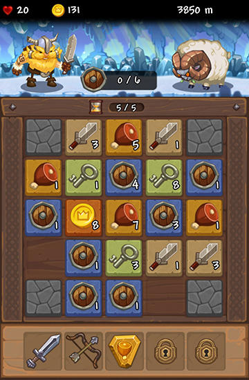 Juegos de arcade Lost viking para teléfono inteligente