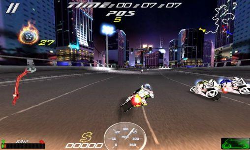 Carreras Ultimate moto RR 2 para teléfono inteligente