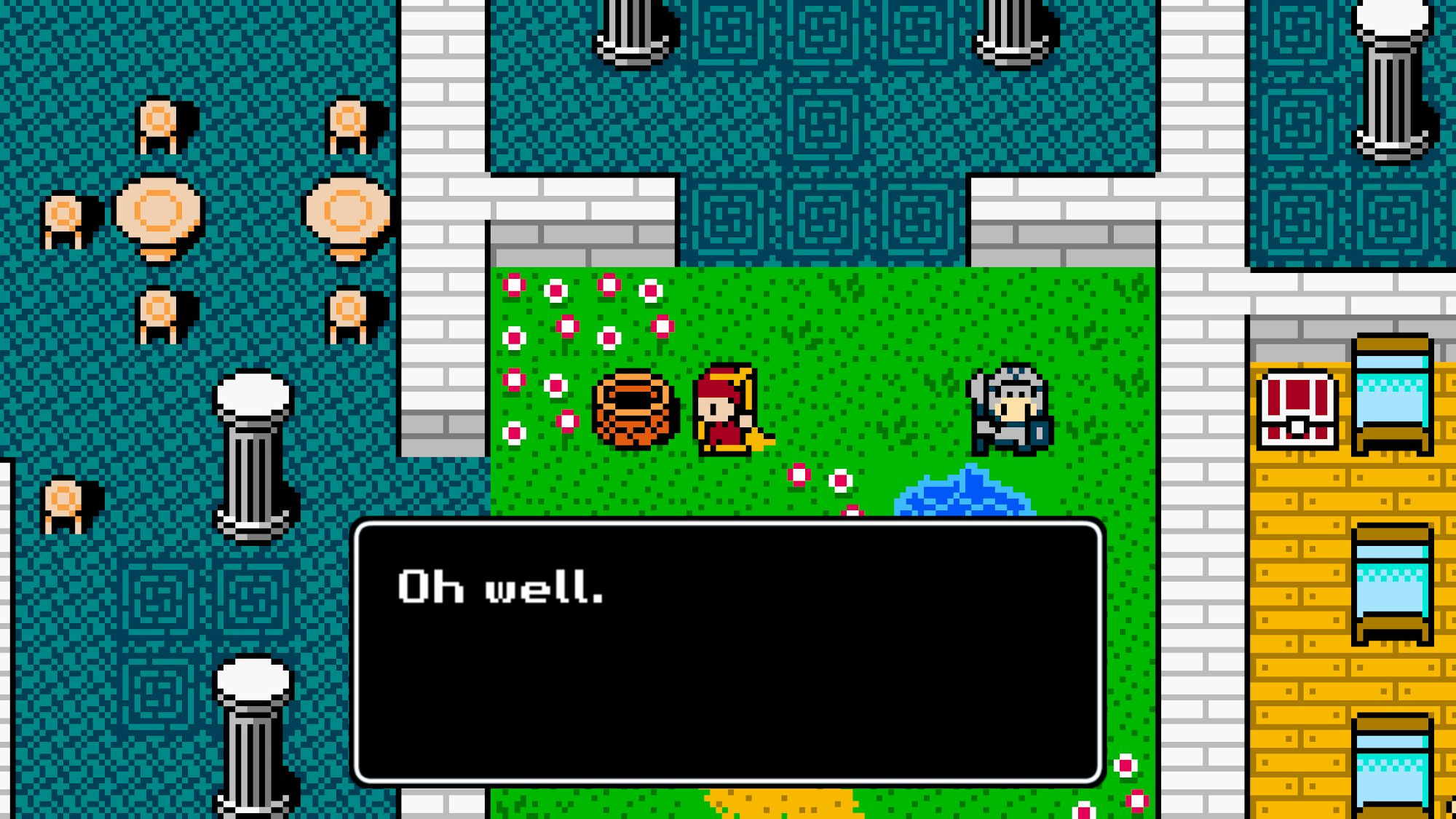Fateful Lore, 8-bit retro RPG capture d'écran 1