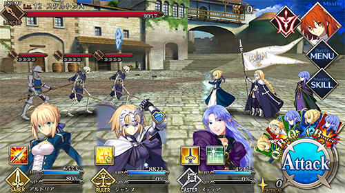 Fate: Grand order для Android