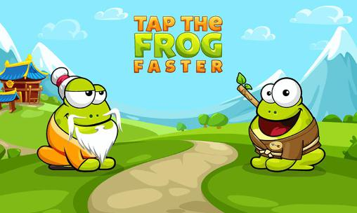 Tap the frog faster Symbol