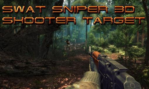 SWAT sniper 3d: Shooter target icon