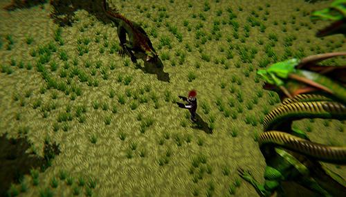 Super punchman: Free 3D monster shooter! Screenshot