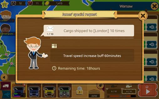 Logis tycoon: Evolution for Android