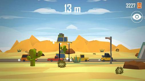 Lift car: Pumping smashy race Screenshot