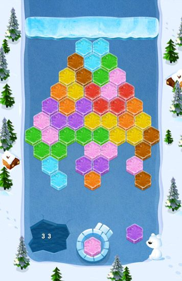 Ice shooter for Android